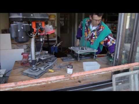 fabriquer son éolienne et générateur / homemade wind turbine and generator