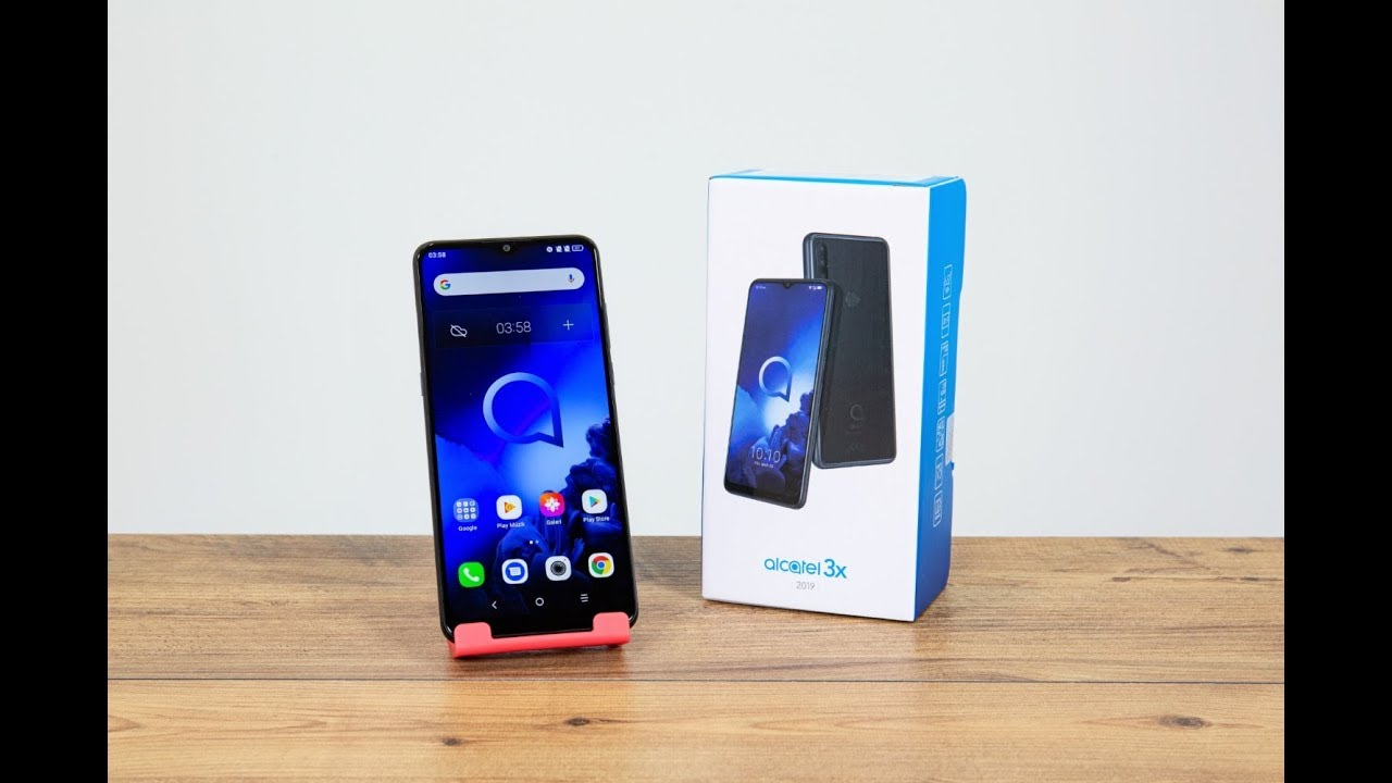 Alcatel 3X (2019) Akıllı Cep Telefon Ürün İnceleme
