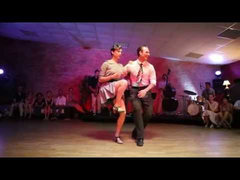 MSJF 2016 - Dax hock and Tatiana Udry