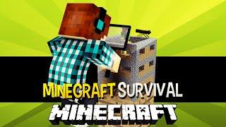 Minecraft Survival Ep.85 - Viramos Formigas !!