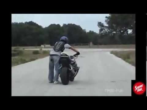 Những tai nạn moto đáng xem nhất 2014