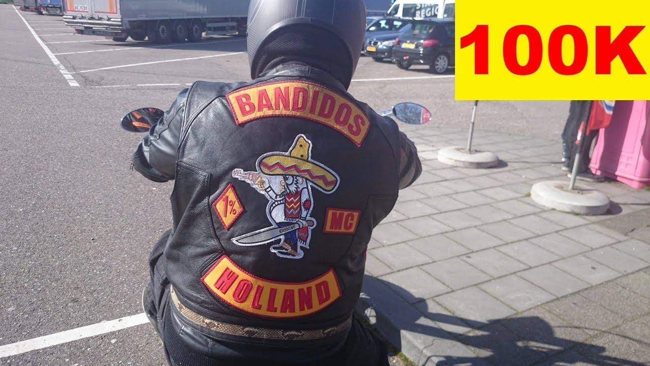 Bandidos Mc Holland Mother Chapter Sittard The Fat Mexican