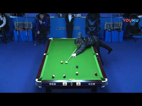 Li Junheng VS Shi Hanqing - China Qualifier - 2018 World Chinese 8 Ball Masters Grand Final