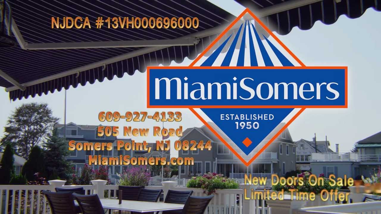 Retractable Awnings, Solar Screens, & Hurricane Shutters ...
