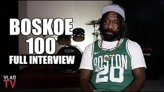 Boskoe100 on Nipsey, Kodak Black, Tekashi 6ix9ine, Suge Knight, Yukmouth, Daz (Full Interview)