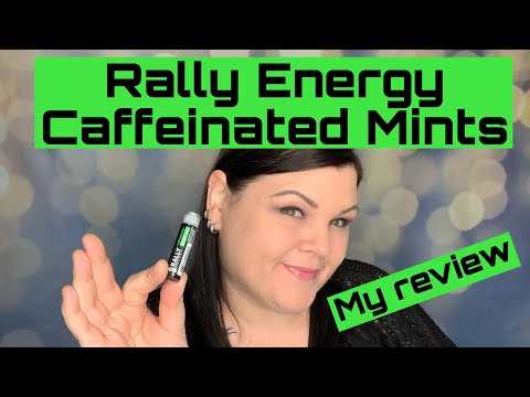 Rally Energy Caffeinated Mint Review | الأردن VLIP-BOXES LV
