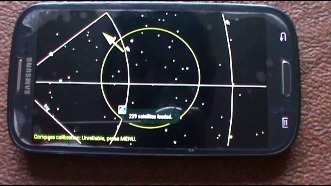 Review Satellite Ar App Android Os Youtube