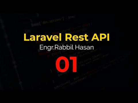 Laravel API Tutorial Bangla | Part 01 Laravel Lumen Introduction thumbnail
