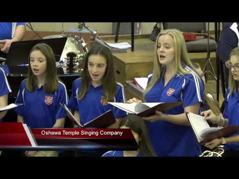 Oshawa And Peterborough YP Music Concert