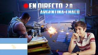 ESTAMOS DE RUCULA CON MUSICA 2019 FORTNITE -ARGENTINA