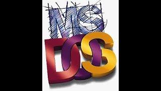 4 1 Урок №4 ОС MS DOS 9 класс