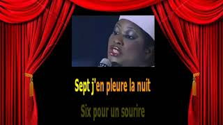 Karaoké Mylène Farmer Maman a tort