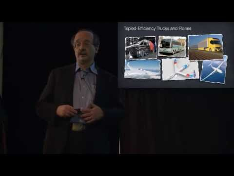 Energy Frontiers 2014 Keynote Address: Amory Lovins- Reinventing Fire