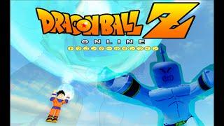 Roblox Dragon ball online Gameplay