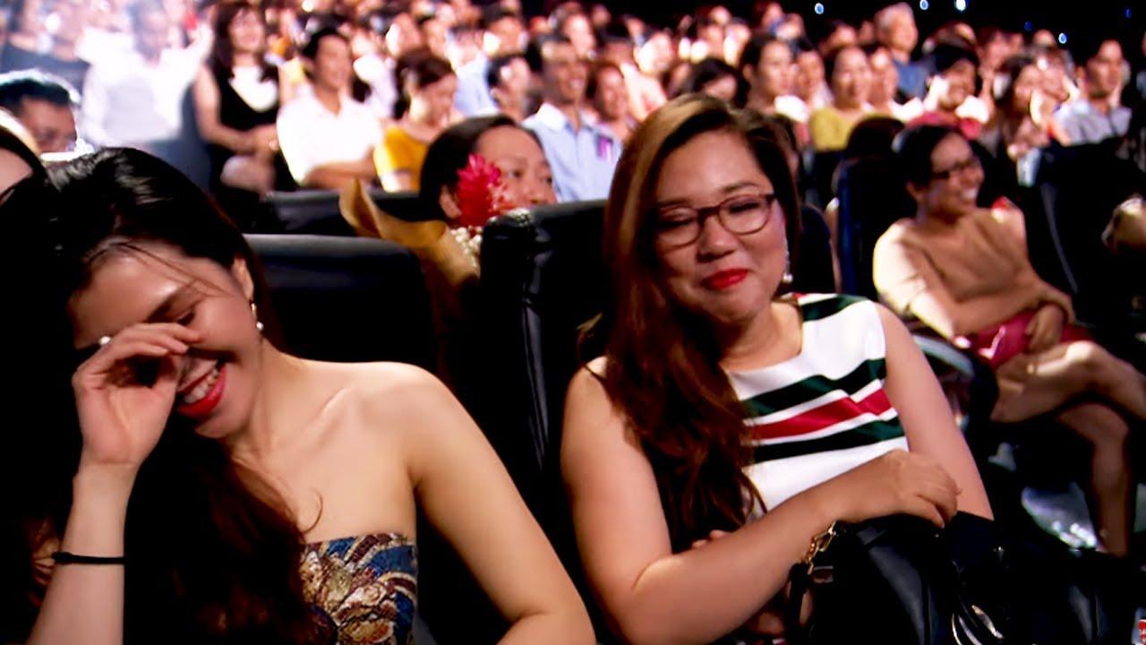 Khán giả Cười Bể Bụng khi xem Hài Kịch Việt Nam Hay Nhất – Hoài Linh, Chí Tài, Việt Hương