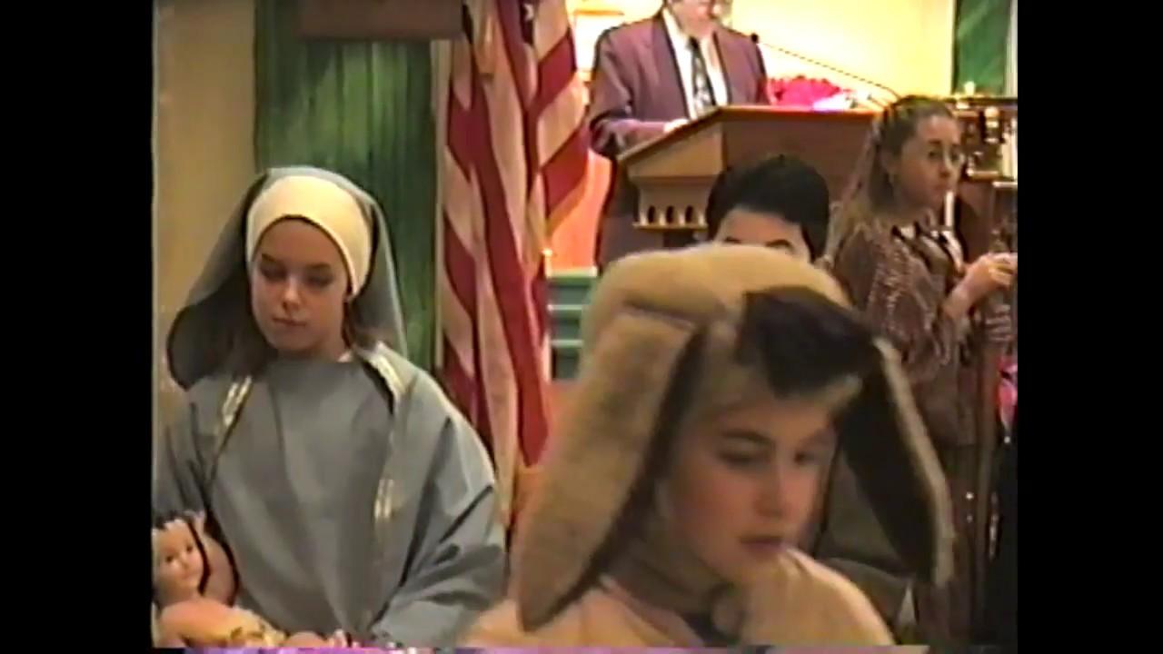 St. Patrick's Mass  12-24-03