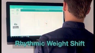 Rhythmic Weight Shift - RWS protocol | PhysioSensing