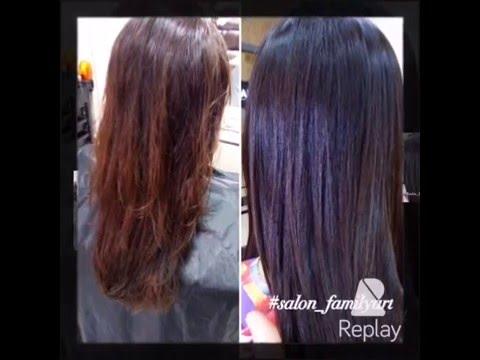 Lebel. Маска для волос Proedit Bounce Fit + - YouTube