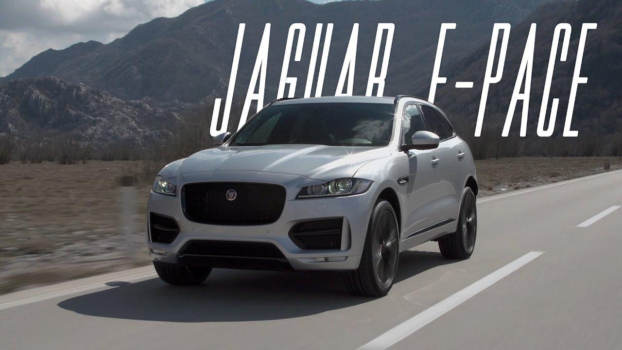 Jaguar F Pace   Teste Webmotors   YouTube