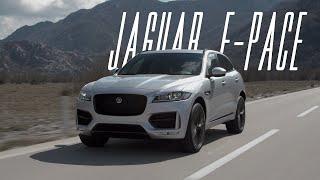 Jaguar F-Pace - Teste Webmotors