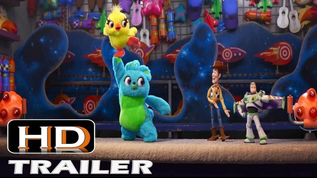 Toy Story 4 2019  New Trailer #2 HD (1080p)
