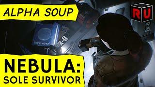 Nebula Sole Survivor demo playthrough: A new Alien Breed? [PC beta gameplay]