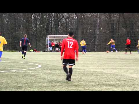 ProSoc College SHOWCASE 2016 / Game vs. Köln West U19 - Part 1 - First half