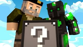 Minecraft: EL LADO OSCURO!! c/ sTaXx DARK SIDE Lucky Blocks Epic Race
