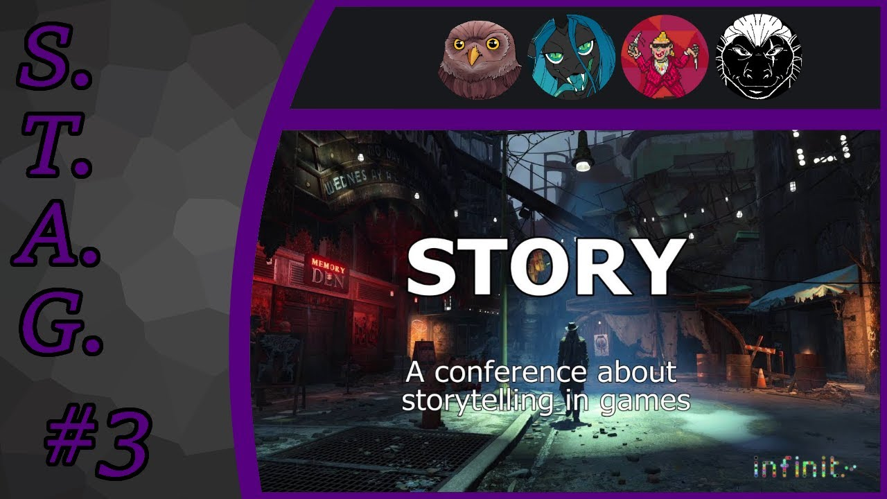 Download STAG #3: Talks from STORY: Emil Pagliarulo