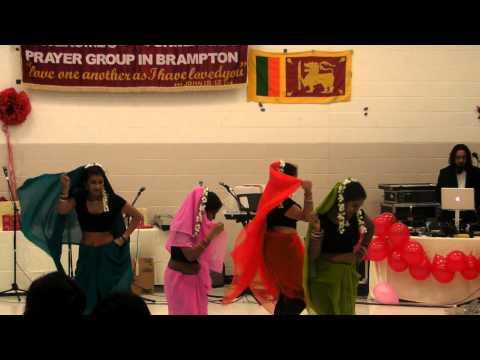 2013 Christmas Part - Dance To Kundumani Song