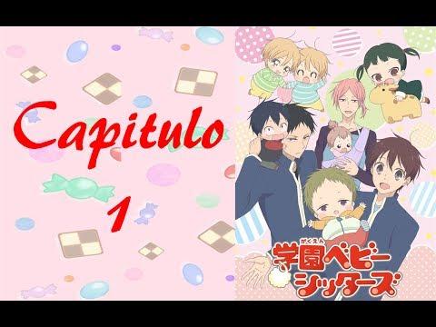 Gakuen Babysitters Cap 1 Sub Español