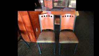 Equip-Bid.com - Bulldog Bar and Grill Tables and Seating Auction