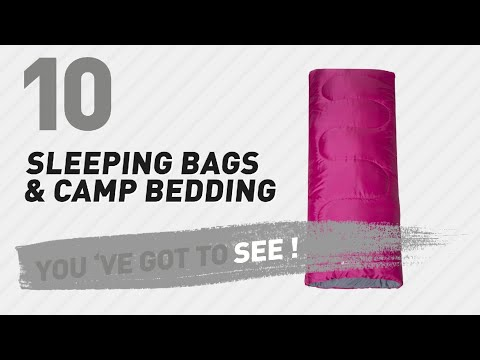 Mountain Warehouse Sleeping Bags Collection // Top 10 Best Sellers