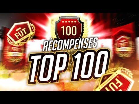 ENCORE DE TRES BONNES RECOMPENSES TOP 100 FUTCHAMPIONS CETTE SEMAINE !!