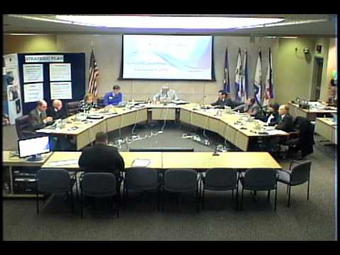 Bloomington Public Schools - School Board Meeting, December 9, 2013