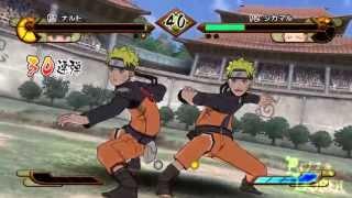 Naruto Shippuden: Gekitou Ninja Taisen Special PC (uufa quase n sai o nome...XD)