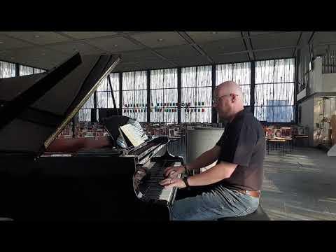 Johann Sebastian Bach: Herzlich tut mich verlangen BWV 727   Villinger Münster, März 2020из YouTube · Длительность: 3 мин
