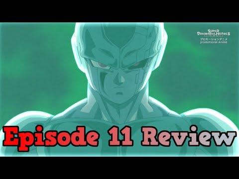 VIDEO: METAL COOLER RETURNS! Super Dragon Ball Heroes Episode 11