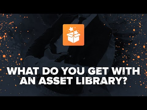 ELearning Brothers Asset Library