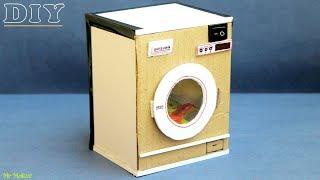 DIY washing machine - Toy Washer