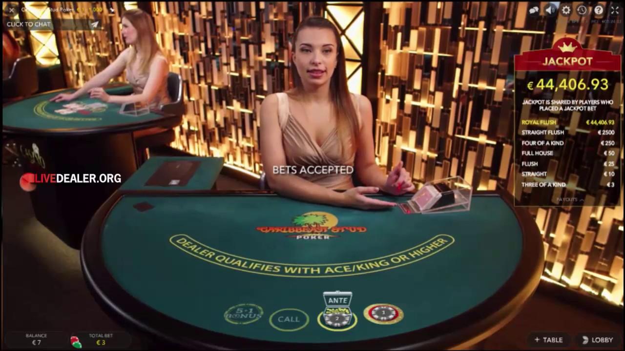 How to play caribbean stud poker youtube evo 4g lte memory card slot