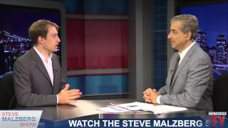 Malzberg | Gabriel Sherman on Donald Trump, Roger Ailes & Fox News