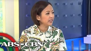 Abby Binay- The only person who can claim the Binay brand is my father