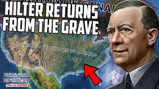 What If Hilter Ruled The USA?! HOI4 Man the Guns (Hearts of Iron 4)