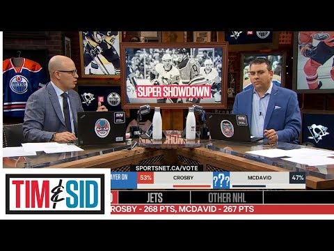 Super Showdown: Who's better, McDavid or Crosby? | Tim and Sid