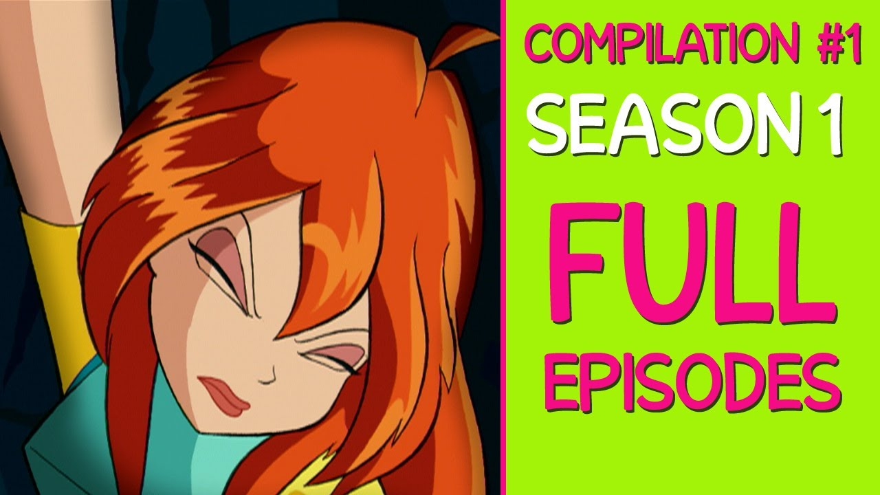 Download Winx Club - Season 1 Full Episodes [1-2-3] REMASTERED - Best Quality!