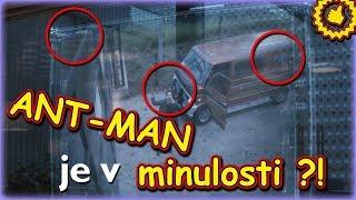 TEORIE: Proč je Ant-Man v přítomnosti + Koho čeká na základně Avengers ?!