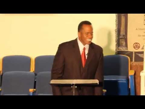 Dr Gene James- The Church is More than a Name