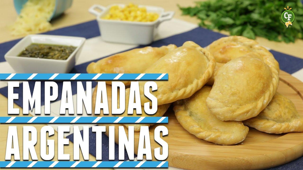 hacer empanadas argentinas