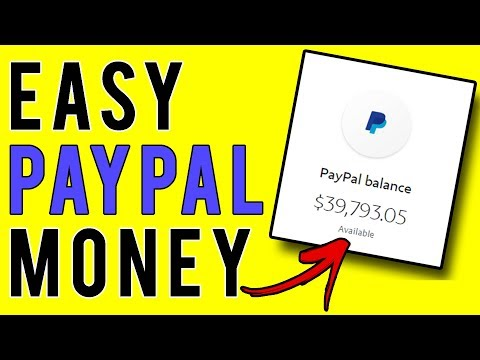 Make EASY PayPal Money Online (Passive Income)